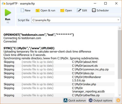 ScriptFTP